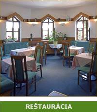 Reštaurácia - Ubytovanie - Hotel - Motel na vrchu Pezinská Baba